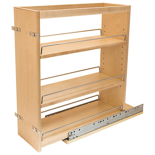 Hafele 545.47.275 Base Cabinet Pull-Out with Grass Elite Undermount Slides