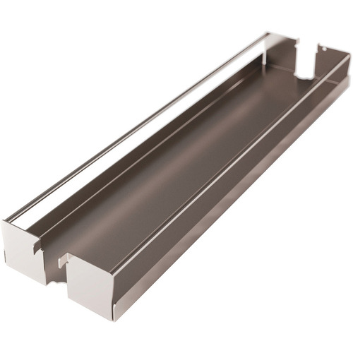 Hafele 545.09.800 Metal Tray Set for Base Pull-Out II