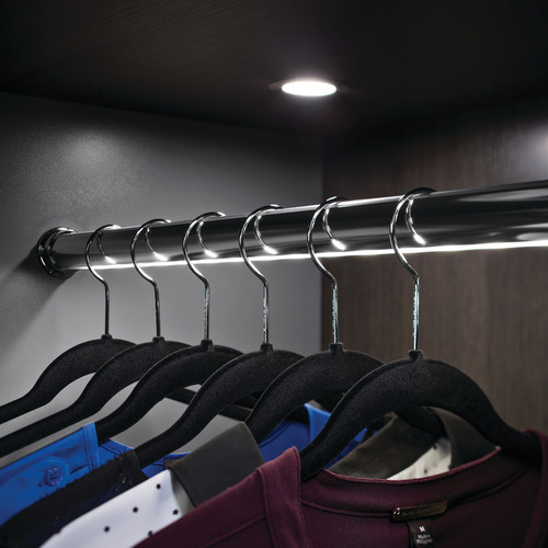 Hafele 833.71.919 Elite Lighted Wardrobe Tube Kit