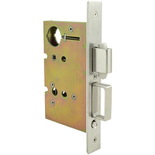 Hafele 911.26.831 Sliding/Pocket Door Lock with Deadbolt for Active Door