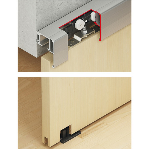 Hafele 940.82.108 Sliding Door Hardware
