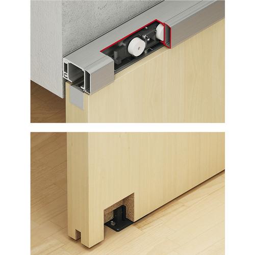 Hafele 940.82.148 Sliding Door Hardware