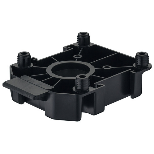Hafele 637.76.334 Mounting Plate for Hafele AXILO 78 plinth system