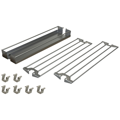 Hafele 545.09.951 Baker's Tray Organizer Set for Base Pull-Out II