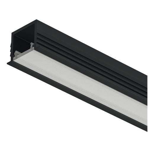 Hafele 833.94.101 Recessed Aluminum Profile