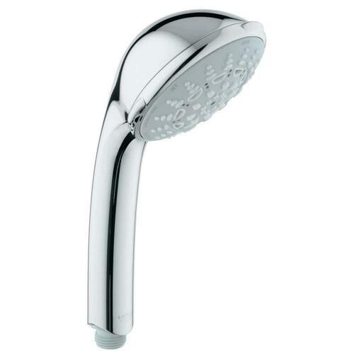 Grohe 28897000 Relexa Ultra Multi Function Hand Shower, StarLight Chrome
