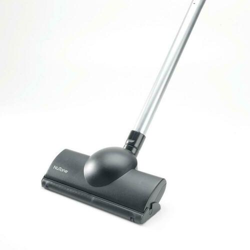 Broan NuTone CT350B Turbine Brush for Central Vacuum, Black