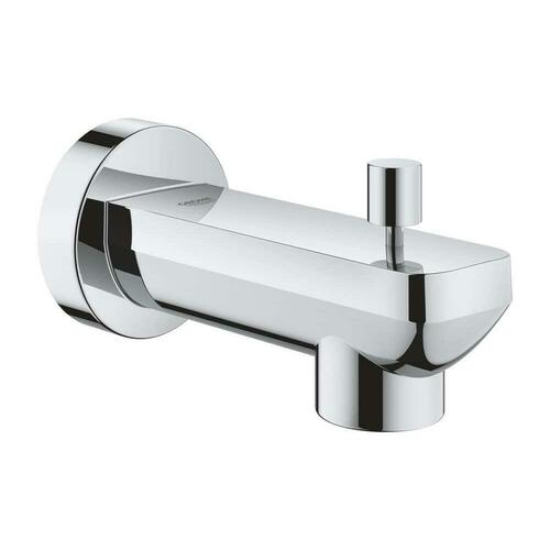 Grohe 13382001 Lineare Wall Mount Tub Spout with Diverter, StarLight Chrome