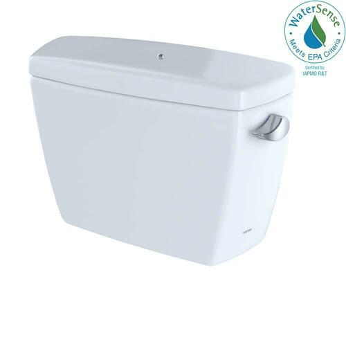 Toto ST743ERB#01 Eco Drake 1.28 gpf Toilet Tank in Cotton with Right-Hand Trip Lever