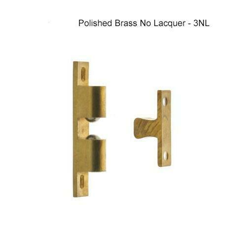 IDH 12020-3NL Heavy Duty Silent Roller Latch with Adjustable T-Strike