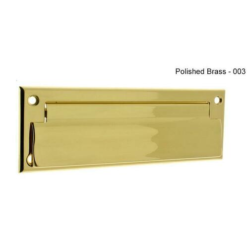 IDH 22111-003 Letter Mail Plate (Front Only)