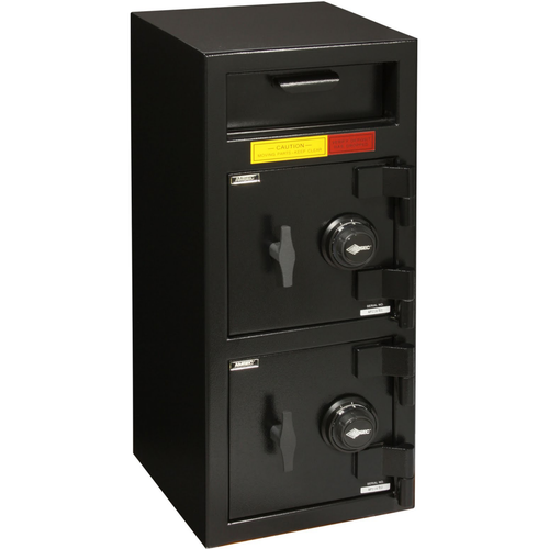 Amsec DSF3214CK Front Load Drop Safe Combo/keyed 144lb