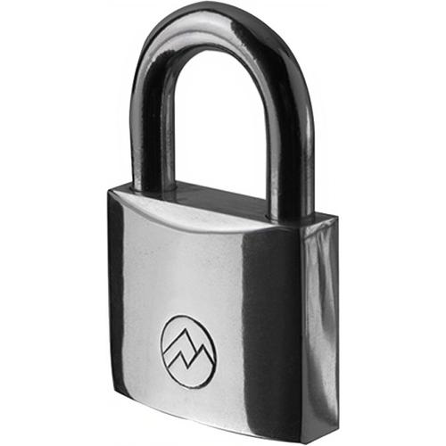 Olympus Lock BP100KD Brass Padlock 3 Keys