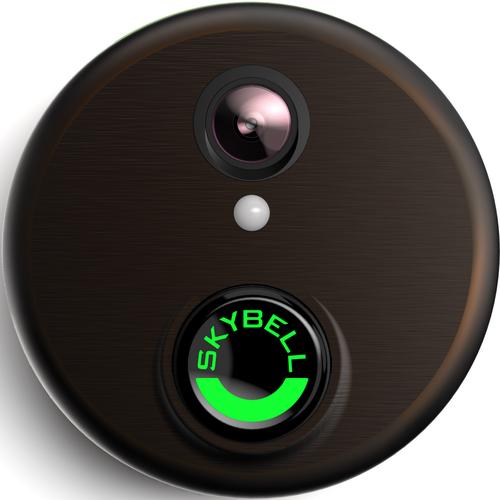 Alarm.com ADC-VDB102 Wifi Doorbell Camera Bronze