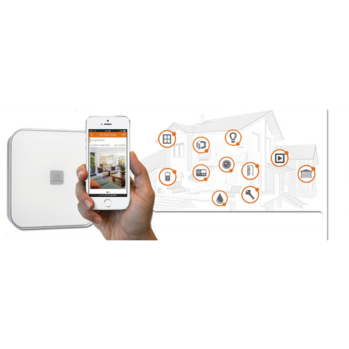 Alarm.com ADC-N110-NA-VZ-LTE Automation Hub, Verizon Lte