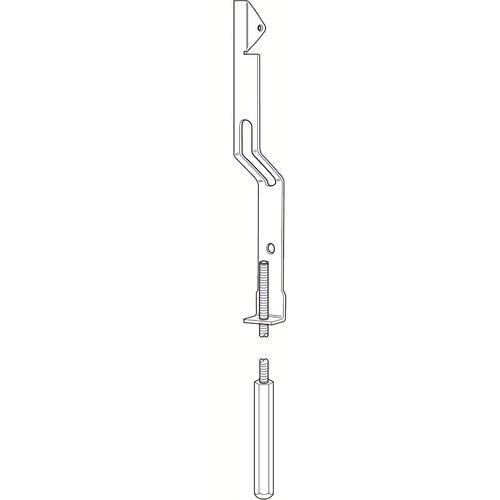 International Door Closers TB-4015 Threshold Bolt Kit, Standard