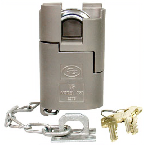 Sargent & Greenleaf 951C Heavy Duty Padlock, Government