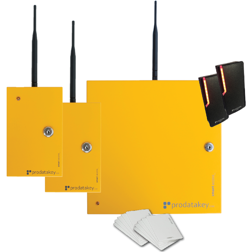 Prodatakey PM-07-TDK-W 2 Door Kit - Wireless