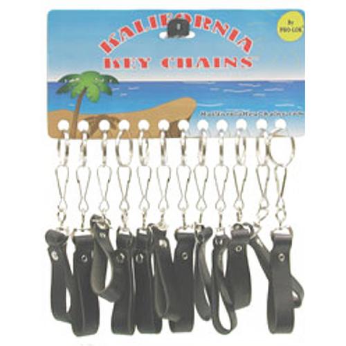 Pro-Lok K254-C Slip-on Leather Belt Hook Card/12