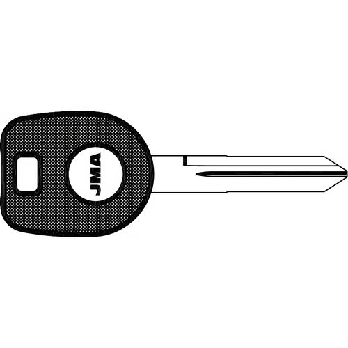 JMA MIT9-PT Transponder Key Mitsubishi Mit9pt Np