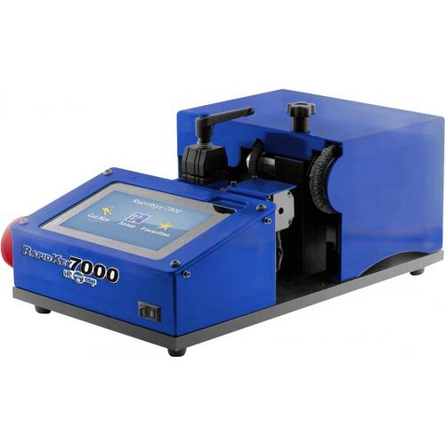 HPC 7000QS Quicksilver Key Machine