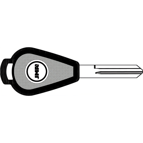 JMA SUB4-PT Transponder Key Subaru Tp28sub3p2