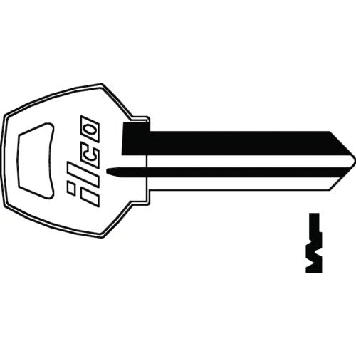Dormakaba A1001EH Key Blank