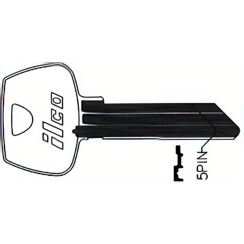 Dormakaba N1007RMB Key Blank