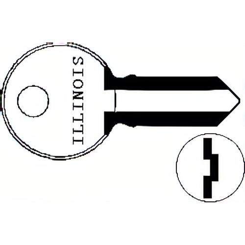 Illinois Lock 110P Illinois 1041h Il1