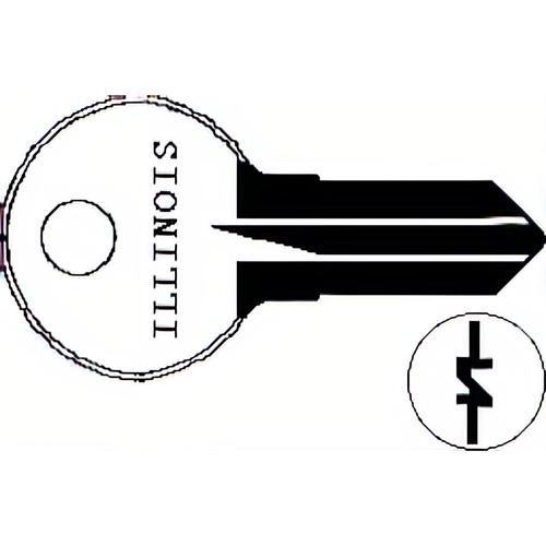Illinois Lock 220P Illinois Il220 S1042z