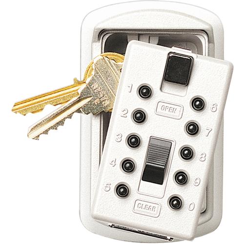 Kidde 001370 White Slimline Push Button
