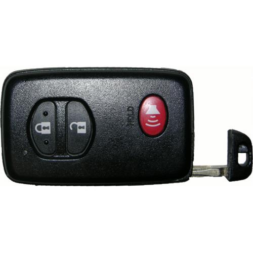 Remotes Head Keys & Remotes TOY-205 Toyota 3btn Peps Remote L,u,p