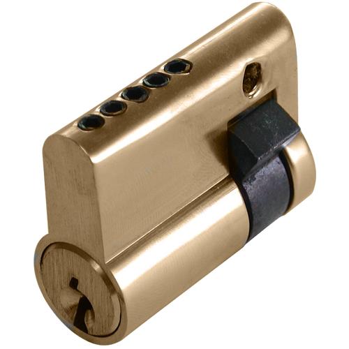 GMS PR10MXA2-4 NK Euro Profile Single Cylinder 7 Pin
