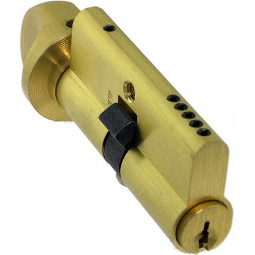 GMS PR12MXA2-4 NK Euro Profile Cylinder/t-turn Cylinder