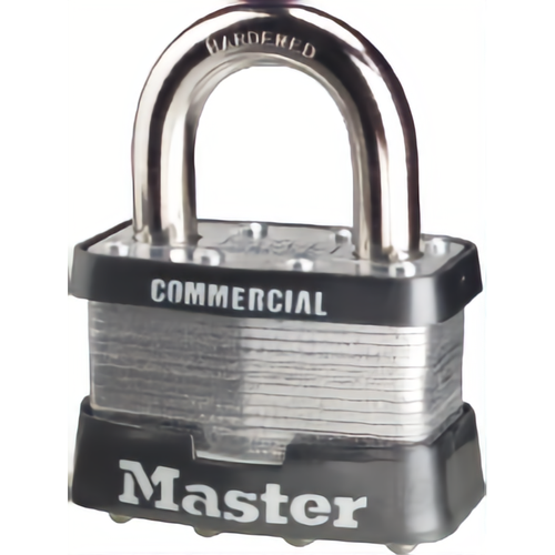 Master Lock 3KALF0823 Padlock Long 1-1/2in Shackle