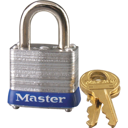 Master Lock 7KAP506 Padlock Boxed 9/16in Shackle