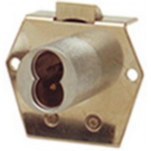 Olympus Lock 725RL-DW-VH US26D 1-1/8in Sfic Rim Latch Lock For Drawer