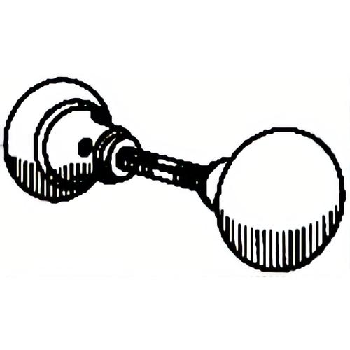 Parker Hardware 2603 Knobs & Spindle Round