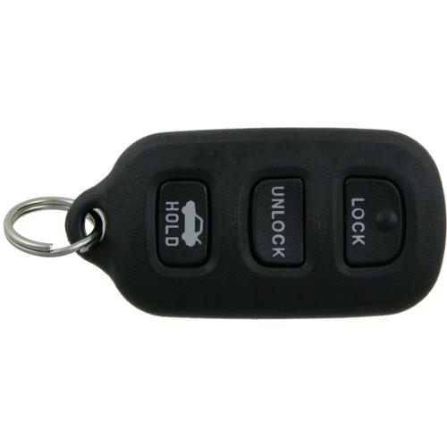 Remotes Head Keys & Remotes TOY-101 Toyota 4btn Remote L,u,p,t