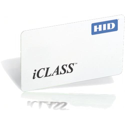 HID 2000HPGGMNFC121 Iclass Printable Cards 26bit 2k Fac121