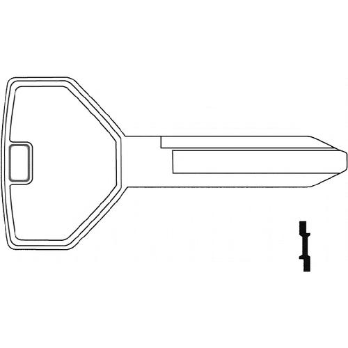 JET Y155-NP Chrysler P1793