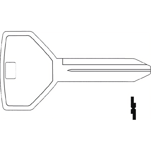 JET Y157-NP Chrysler P1794