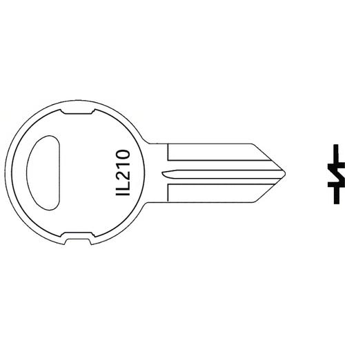 Illinois Lock 210P Illinois Il210 S1042zp