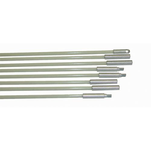 BES GLF718 Coated Glowfish Kit, 12ft, 7-18in Rods