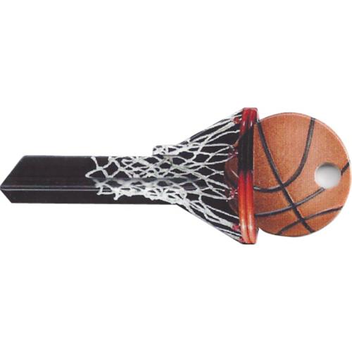 Rockin Keys 8662 Kw1 Basketball Key
