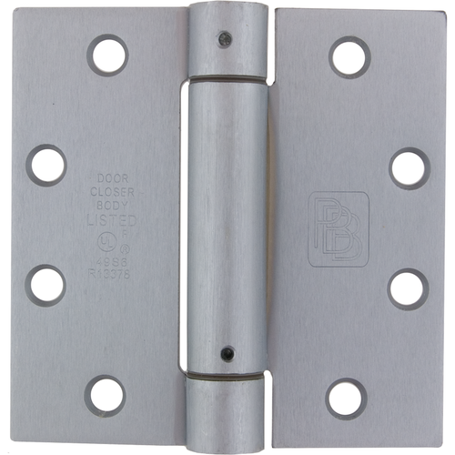 PBB SP81-US26D-4.5 X 4.5 4.5in X 4.5in Spring Hinge