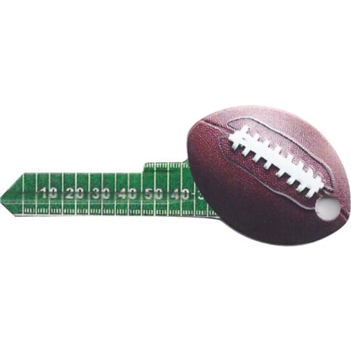Rockin Keys 8665 Kw1 Football Key