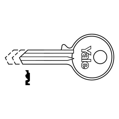 Yale RN13JB-ISO +yale Original