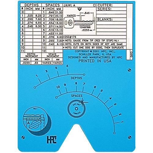 GMS CARD1-MXA 1200cmb Code Card For Mxa2