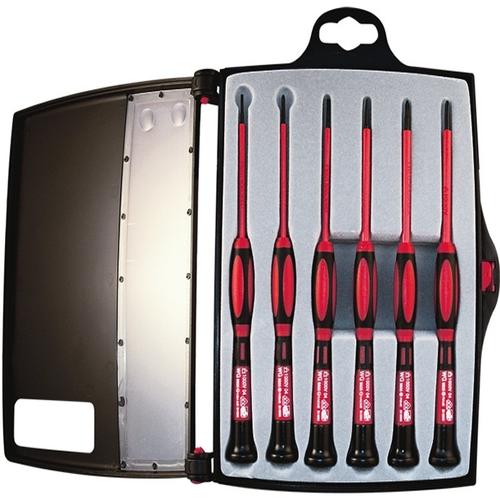 Platinum Tools 19110 1 Kv Insulated Precision Screwdriver Set